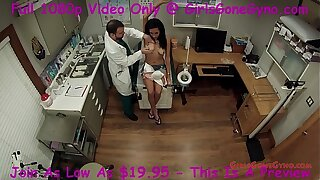 CUTE SHY TEEN BELLA GETS FIRST GYNO EXAM FROM DOCTOR TAMPA AT TAMPA UNIVERSITY! GIRLSGONEGYNOCOM