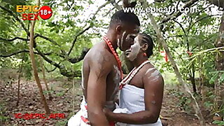 Raw African Porn - Is this real?